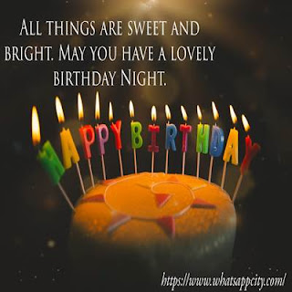 Happy Birthday Wishes In English Image