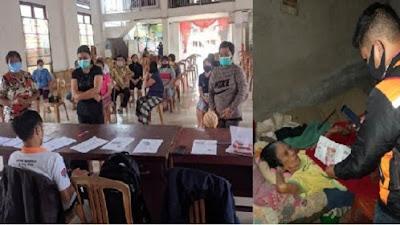 Watimena: di Tomohon, Warga Yang Sudah Meninggal Bisa Menerima BST