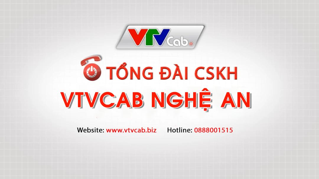VTVCab Nghệ An - Đơn vị lắp đặt truyền hình cáp & Internet cáp quang