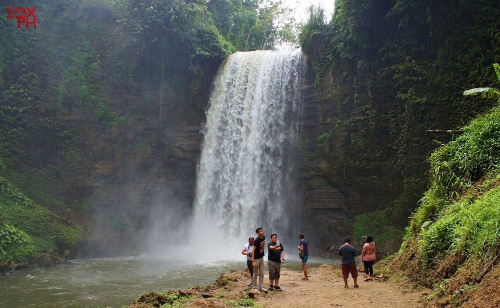 Lake Sebu's Hikong Alu | Falls #1
