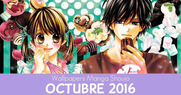 Wallpapers Manga Shoujo: Octubre 2016