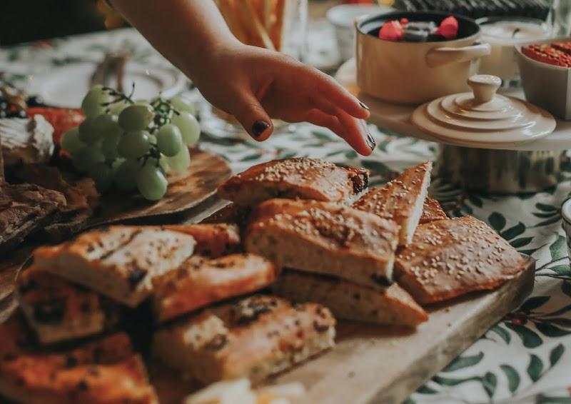 Rêveuse Recipe: Easy Persian Barbari Bread