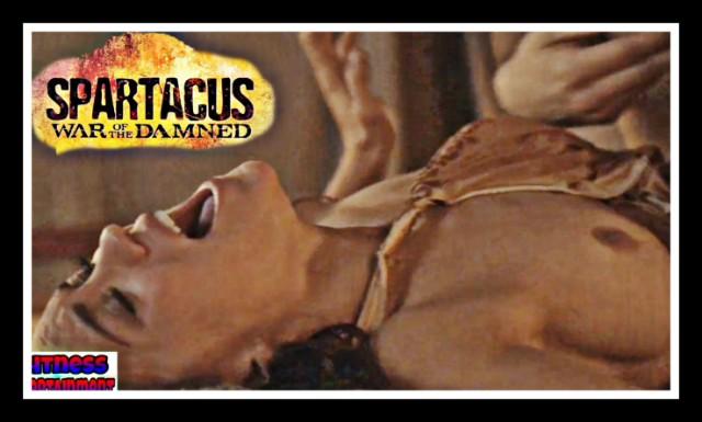 Jenna Lind sex scene - Spartacus (2012) HD 720p