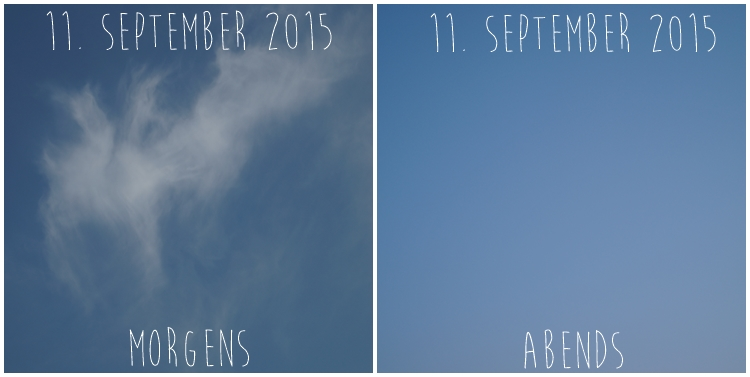 Blog + Fotografie by it's me! - Himmel am 11.09.2015