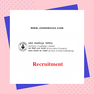 NCL Recruitment 2020 for Retired Nurse & Retired Lab Technician