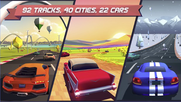Download Horizon Chase World Tour Mod Apk + Data v1.6.2 All Unlocked Android Terbaru