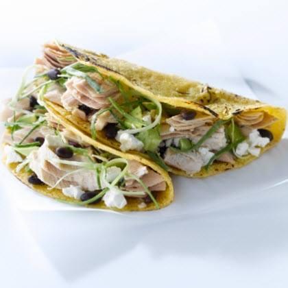 Tuna Soft Tacos