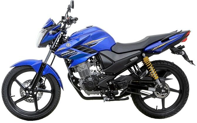 Motorcycle Sport: 150cc Yamaha Fazer