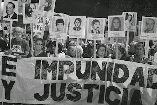 20 Marcha del Silencio. Montevideo