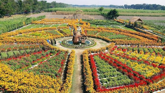 Taman Dewi Cemara Kemang Papar Kediri
