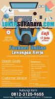 Karir Surabaya Terbaru di Fashnet Online Nopember 2019