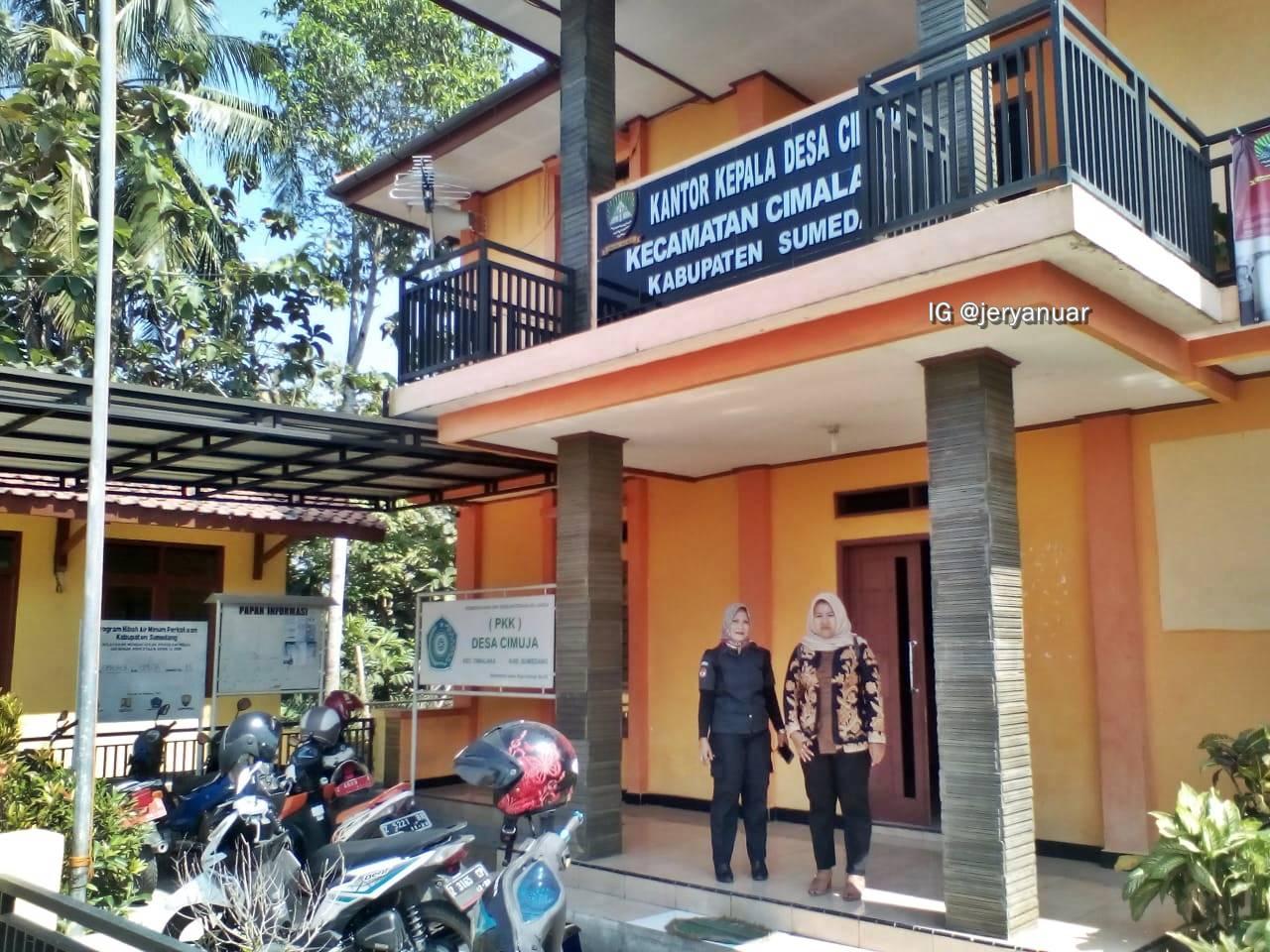 Kantor Desa Cimuja, Kab. Sumedang