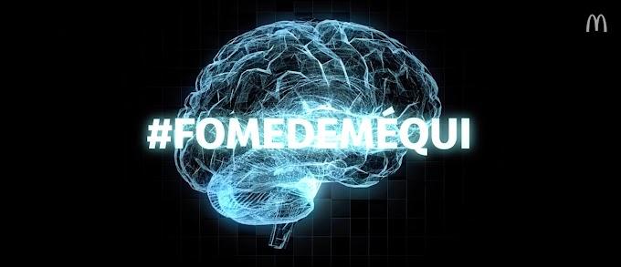 Estudo neurocientífico comprova que existe #FomedeMéqui