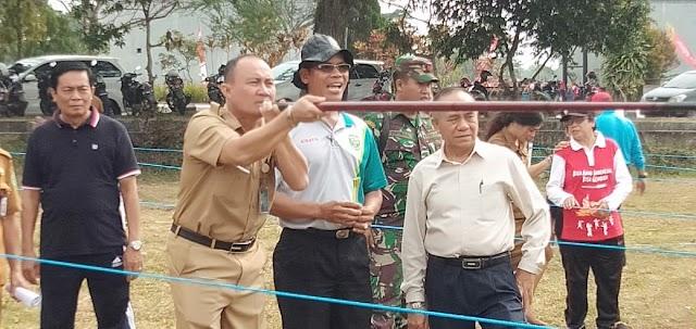 Lomba Sumpit Warnai Kemeriahan Momen Hari Kemerdekaan di Kubar