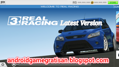 Real Racing 3 apk (Latest Version)