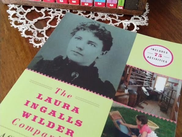 The Laura Ingalls Wilder Companion Book Birthday