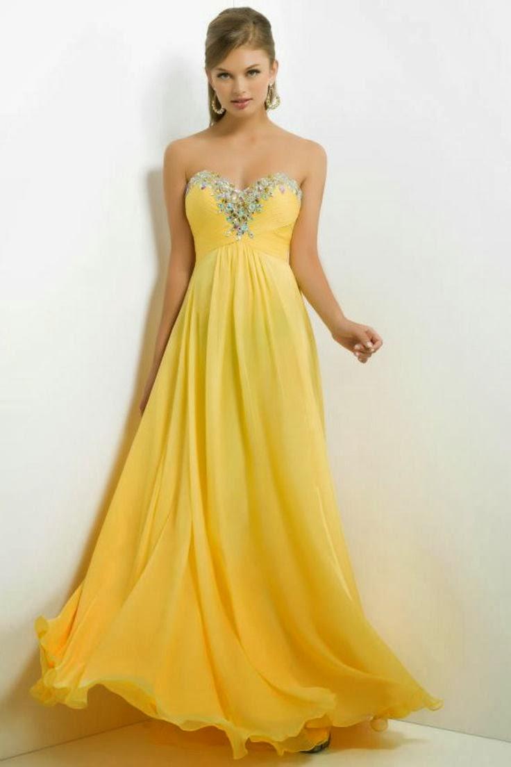 6feebf162 Estilos de vestidos largos de noche - Vestidos formales