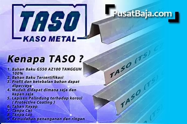 Distributor Baja Ringan Taso Jakarta Harga Per Batang Terbaru Januari 2020