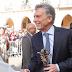 El presidente Macri participó de la misa por la Solemnidad del Señor del Milagro en Salta