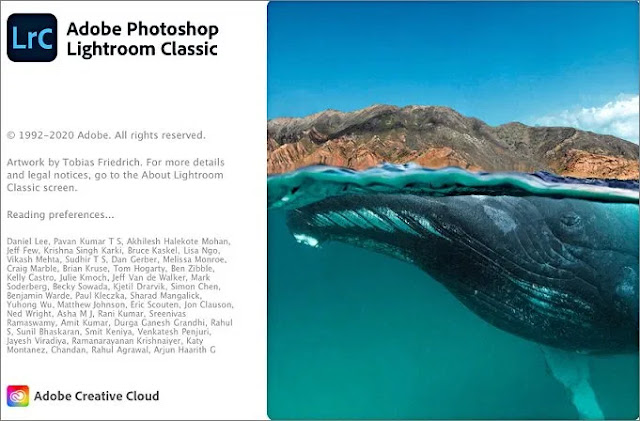 تحميل لايت روم كلاسيك  - 2020 Adobe Photoshop Lightroom Classic أخر إصدار نسخة مفعلة