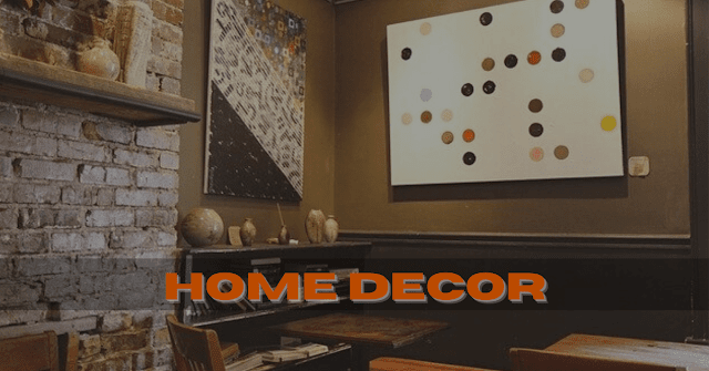 Home Decor Meaning in Hindi