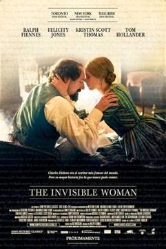 descargar The Invisible Woman, The Invisible Woman español
