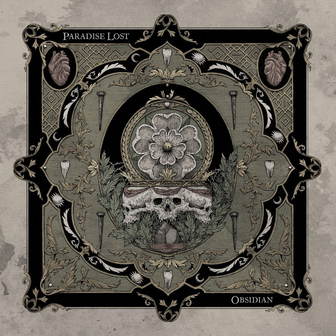 #CdReview Paradise Lost - Obsidian (2020)
