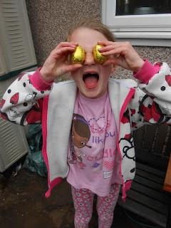 Garden Easter Egg Hunt