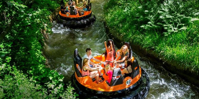 Parque de atracciones BonBon 8