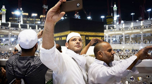 Tidak Boleh Ambil Gambar di Masjidil Haram & Masjid Nabawi
