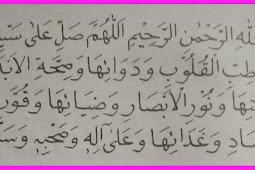 Khasiat Sholawat Syifa membuat perkasa,awet muda dan panjang umur