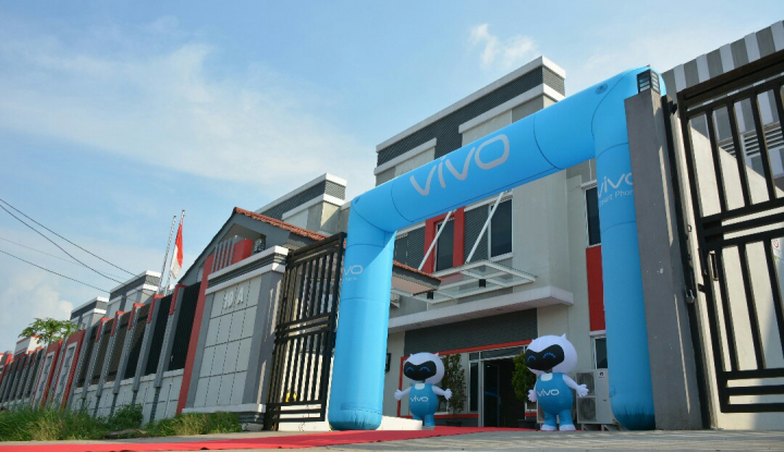 Lowongan Kerja SMK/SMA/D3 di  PT Vivo Mobile Indonesia