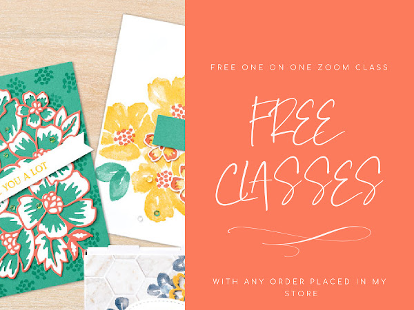 Free one on one classes with me over Zoom