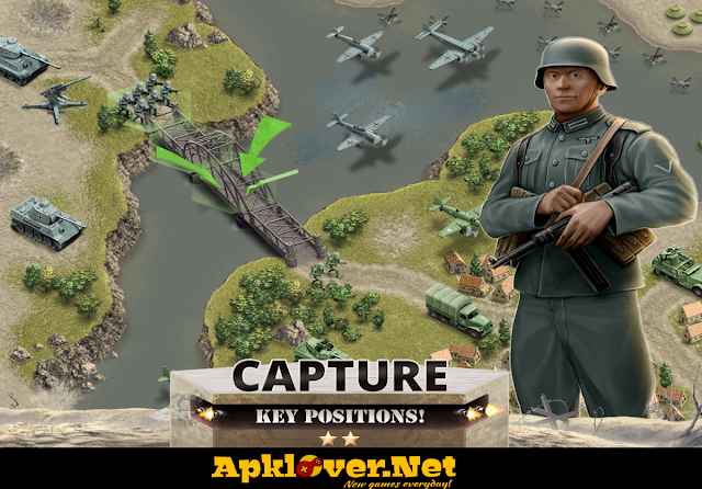 1944 Burning Bridges APK MOD