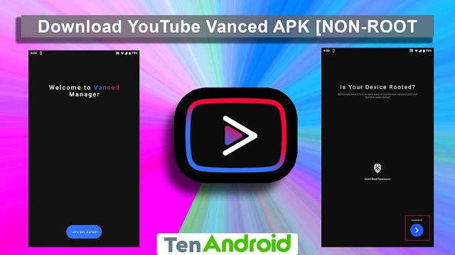 Latest version Download YouTube Vanced APK [NON-ROOT]