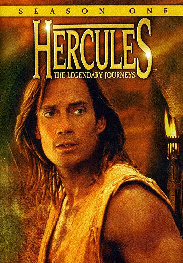 Hércules: Sus viajes legendarios Serie Completa Latino