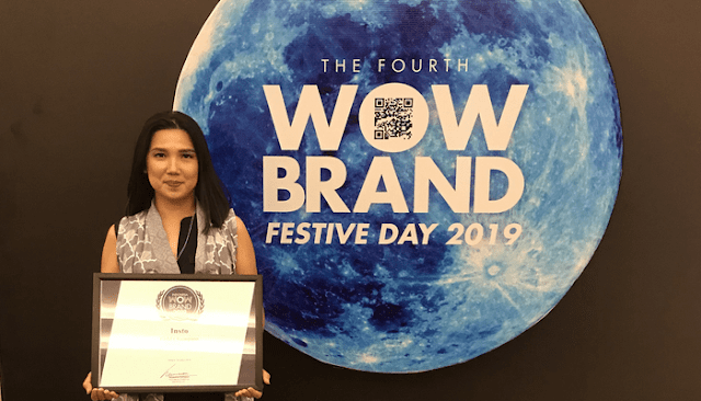 Pakai Insto Dry Eyes, Bye Mata Kering-Best WOW Brand Festive Day 2019