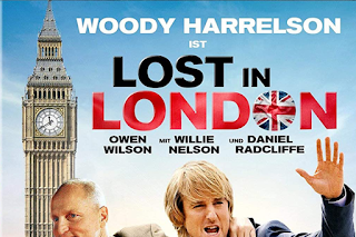 Lost in London: German DVD and Blu-ray