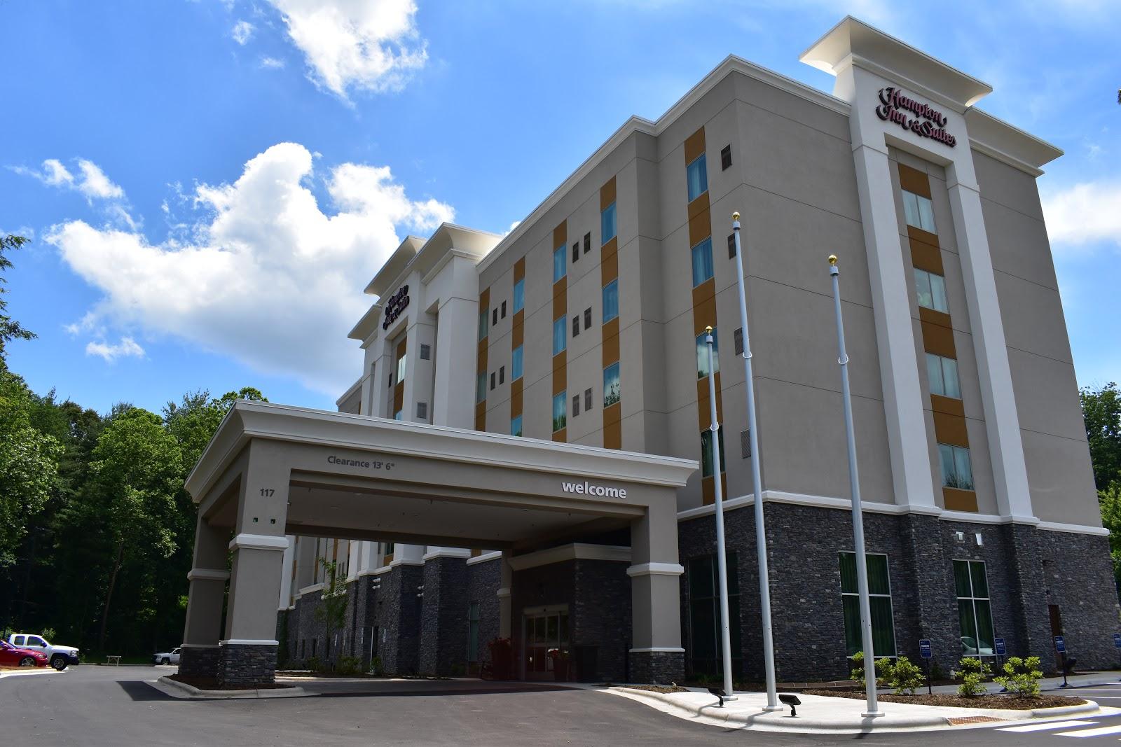 Hampton Inn Suites Now Open In Biltmore Village