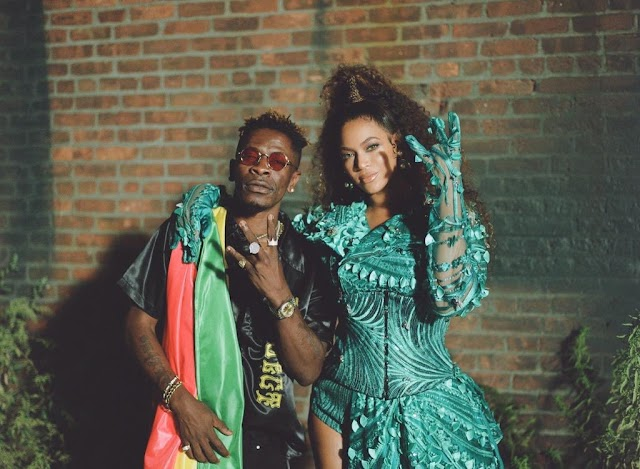 """Beyoncé Debuts New Video For """"Already"""" Feat. Shatta Wale And Major Lazer"""