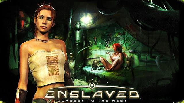 Enslaved - Trip Wallpaper Engine