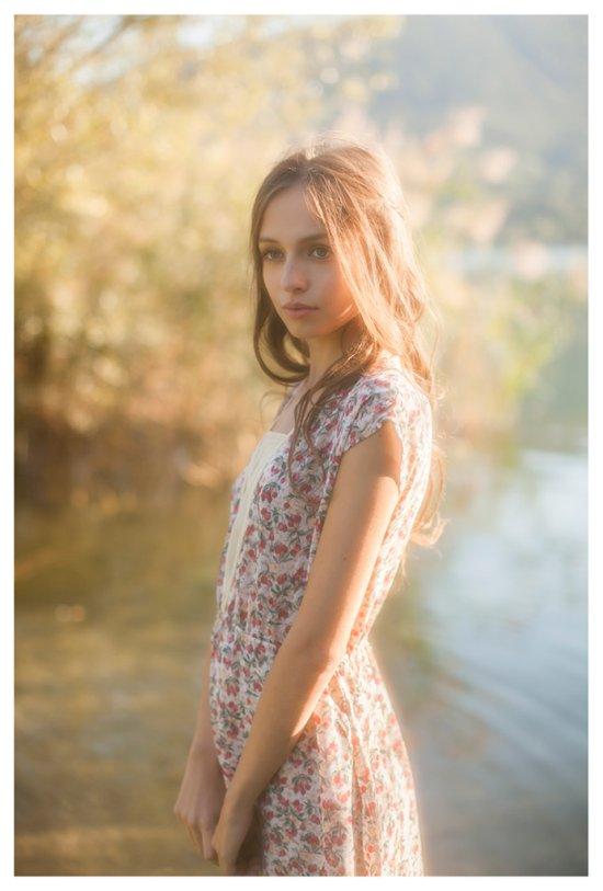 Vivienne Mok fotografia fashion mulheres modelos Sabrina Barca floral natureza beleza