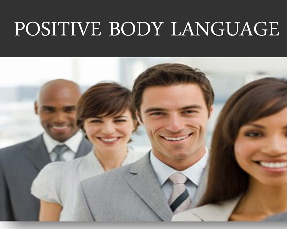Body Language Examples - Is She Interested?  |Positive Body Language