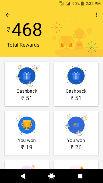 Earn Money Online from Google Pay.