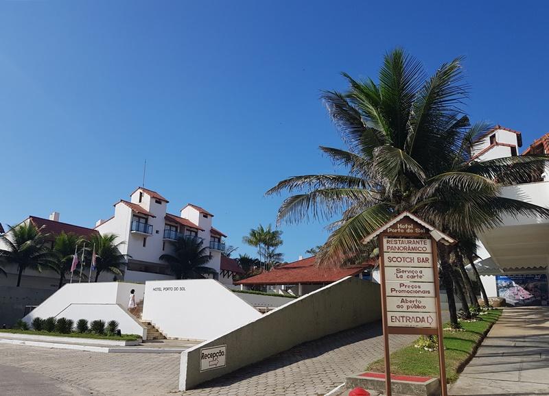 onde se hospedar em Guarapari - Hotel Porto do Sol
