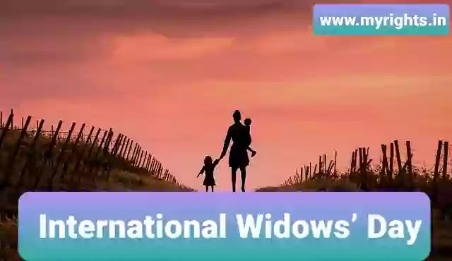International Widows' Day 2020: No Inheritance Rights is Just One Among 5 Problems Widows in India Face