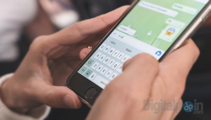 Kepanjangan Istilah Whatsapp Dari PM, VC, PC, TC, NV, dan P