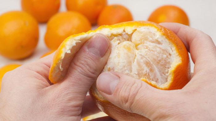 Manfaat dan Khasiat Serabut Putih (Albedo) Jeruk Untuk Kesehatan