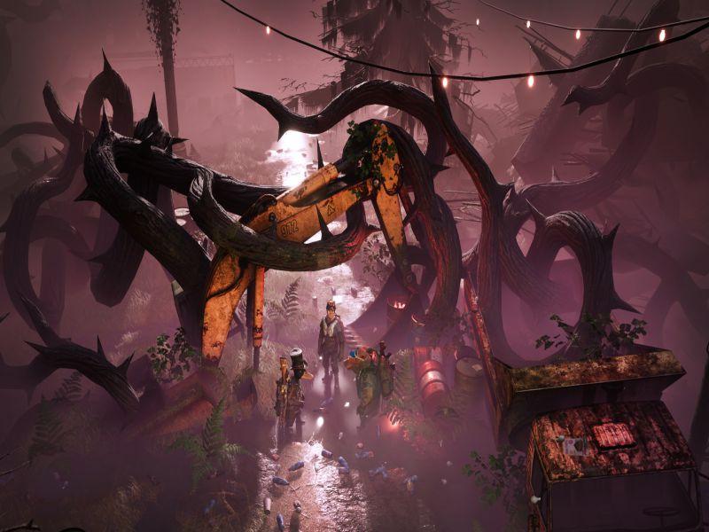 Mutant Year Zero Road To Eden PC Game Free Download