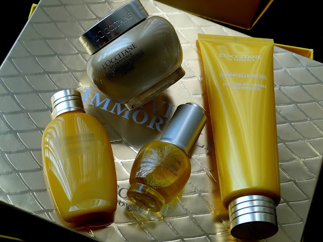 L'Occitane Delicious Almond Collection And Immortelle Divine Collection Grand Cru Edition